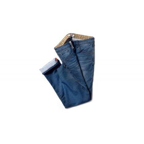 Pantalon jeans PAINT taille S