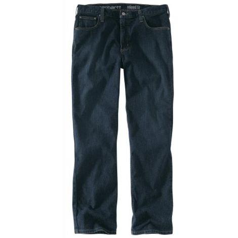 Pantalon Jeans relaxed 48