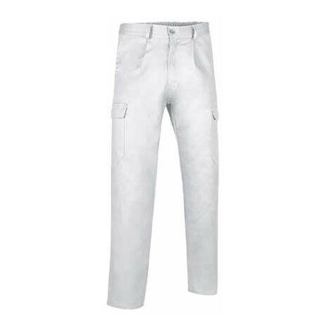 Pantalón largo multibolsillos con pinzas (ref. CASTOR)