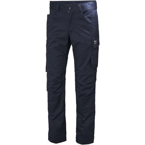 Pantalon Manchester Work Pant HELLY HANSEN - bleu marine - 77523_590-C46