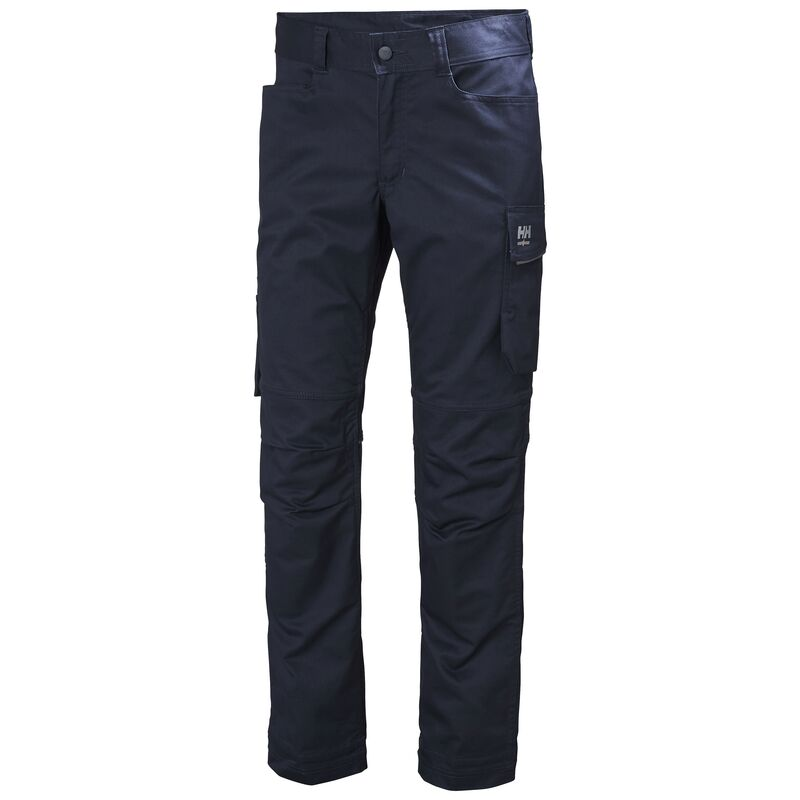 Pantalon Manchester Work Pant HELLY HANSEN - bleu marine - 77523_590-C52