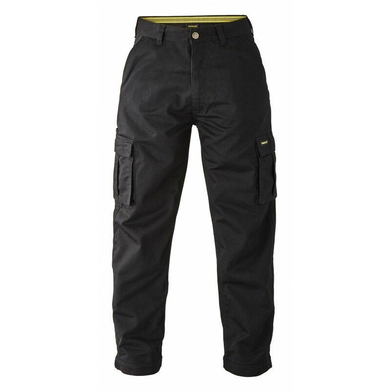 Pantalon michigan long-Stanley 46 Noir - Noir