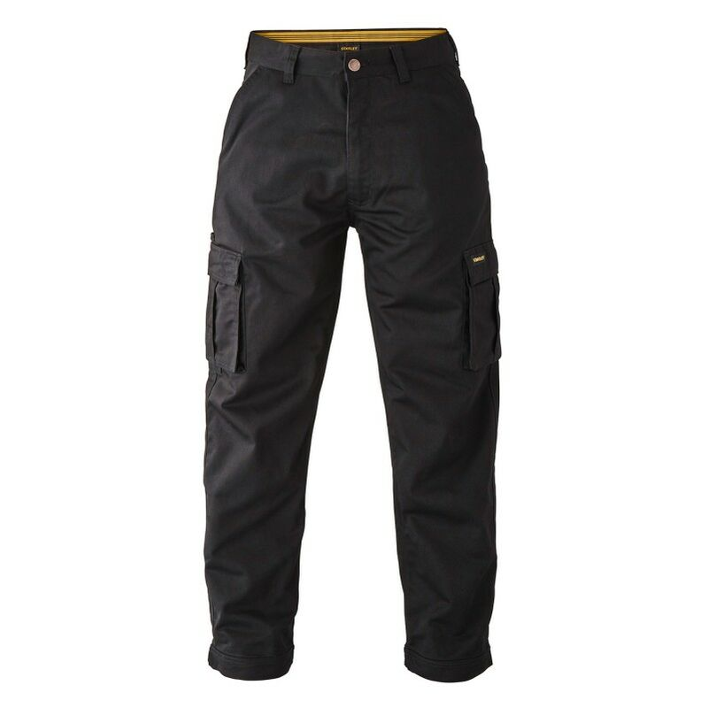 Pantalon Stanley regular Michigan 42 Noir - Noir