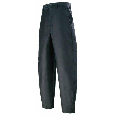 Pantalon moleskine t501-2 ballon noir work legend