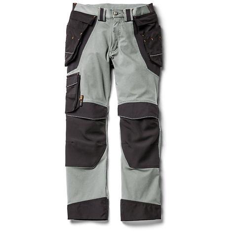 Pantalon Morphix Flex TIMBERLAND - gris & noir - TB0A4QTB GRB48R
