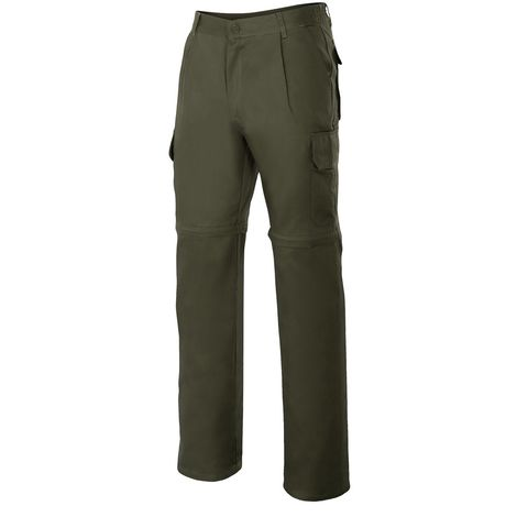 Pantalón multibolsillos desmontable Serie 346