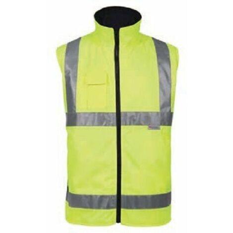 Pantalón multibosillos amarillo. Talla XL NORTH WAYS 2271 Wiley 444122271AXL
