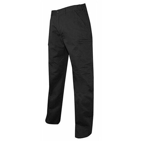 Pantalon multipoches LMA PLATINE Noir