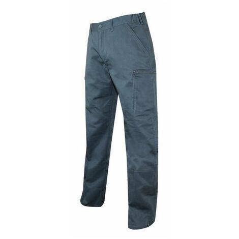 Pantalon multipoches poly coton vert SCIE LMA - plusieurs modèles disponibles