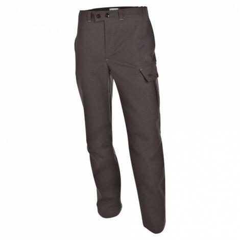 Pantalon multirisque INVICT 5S+ gris MOLINEL - plusieurs modèles disponibles