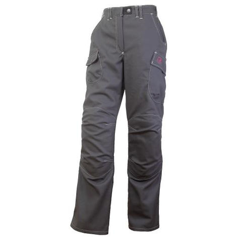 Pantalon multitravaux BOSSEUR Harpoon 3 - Spécial femme - Graphite - Taille 44 - 11113-005