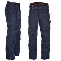 Pantalon multitravaux Harpoon Médium Bleu-marine (44)