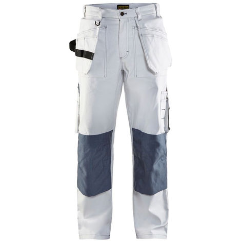 Pantalon peintre Blanc 1531 Blaklader