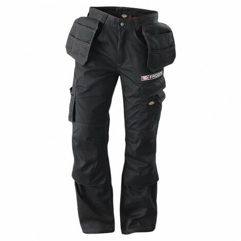 Pantalon poly/coton multipoches FACOM by Dickies - plusieurs modèles disponibles