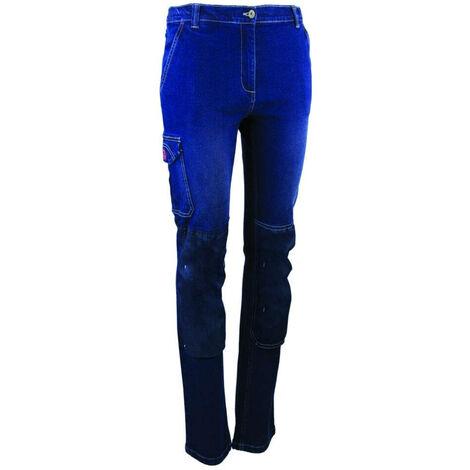 Pantalon pour femme flexion denim LMA - plusieurs modèles disponibles