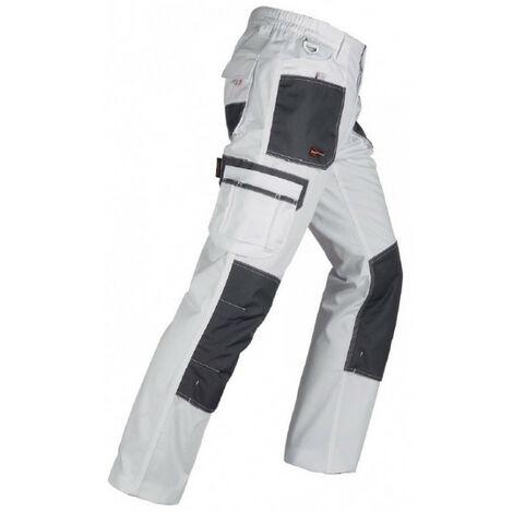 Pantalon renforcé SMART blanc KAPRIOL - plusieurs modèles disponibles