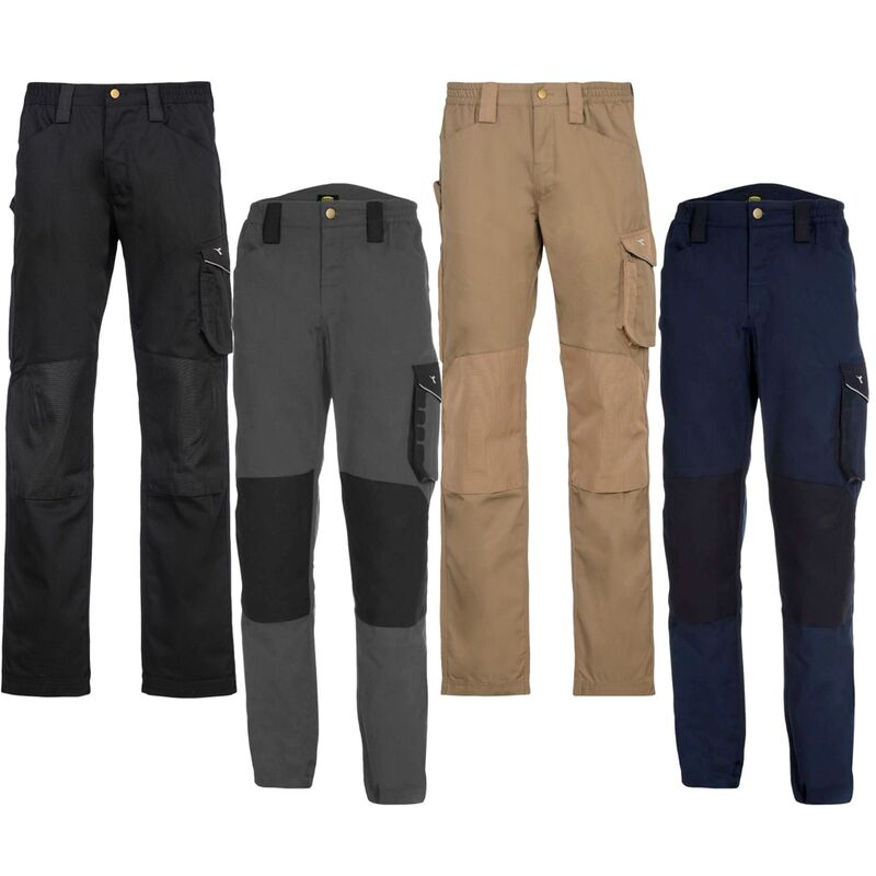 ROCK Pantalon de travail Bleu xl - Diadora Utility