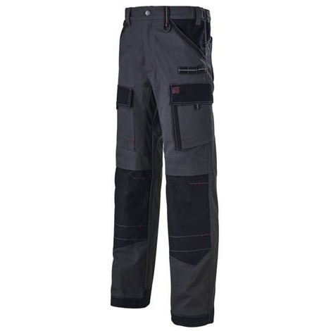 Pantalon ruler gris taille 5