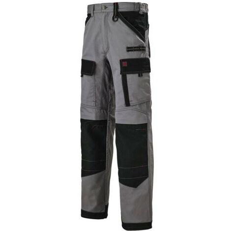 Pantalon ruler kaki/gris fonceej 82 cm t0