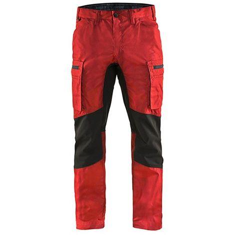 Pantalon service stretch - 8999 Marine/Noir - Blaklader
