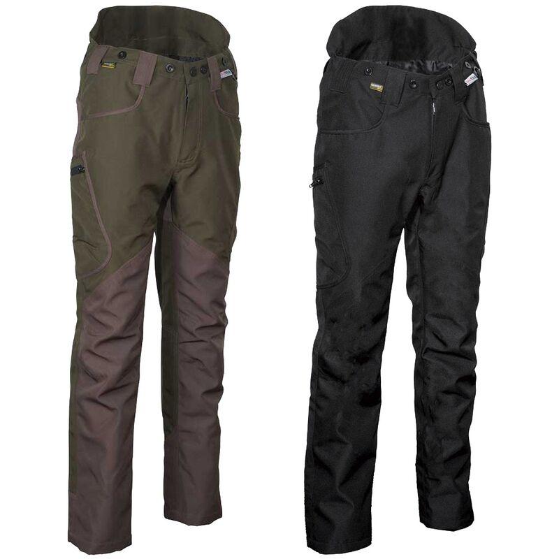 Pantalon thermique imperméable Wittenau Noir 58 - Cofra
