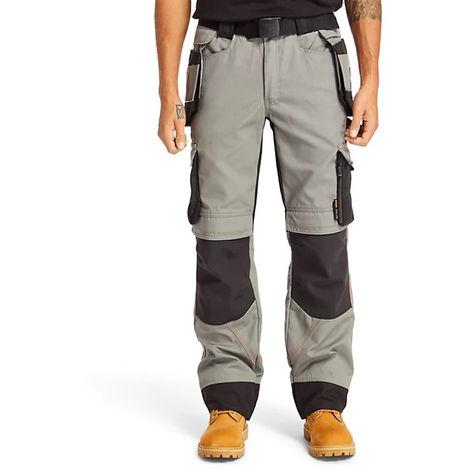 Pantalon Tough Vent Gris Noir - Timberland PRO - TB0A4QTCG77