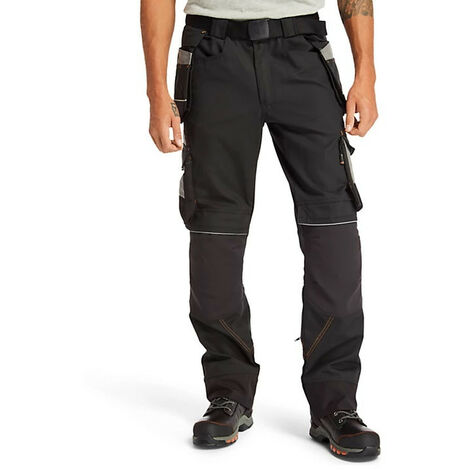 Pantalon Tough Vent Noir - Timberland PRO - TB0A4QTC001