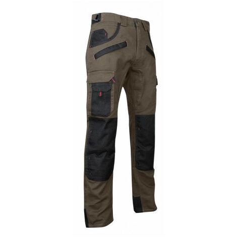 Pantalon Tourbe/Resine avec poches genouilleres LMA - plusieurs modèles disponibles