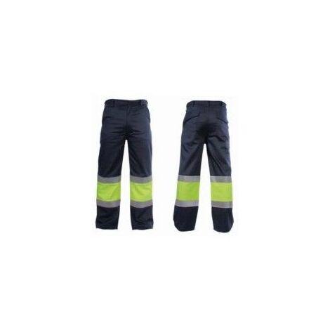 Pantalon Trabajo L Total Az Welder Hv Ignif Al.Visib. Wlh-20