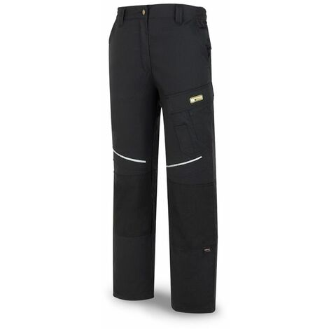 Pantalon trabajo / Negro / 50-52