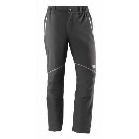 Pantalon Trabajo S Poliester Negro Spring Juba