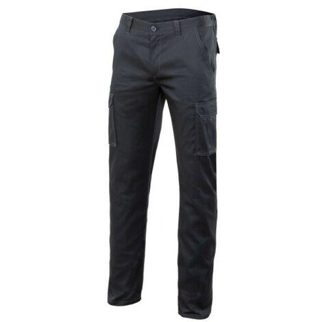 "main image of ""Pantalon trabajo t40 elast. tergal ne mltibol velilla"""