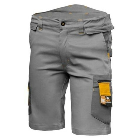 "main image of ""Pantalon trabajo tm corto 97%algo 3%elas gr stretch flexwo"""