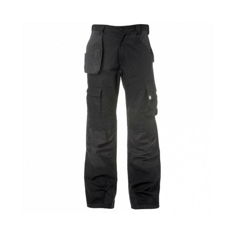 Pantalon TRADEMARK noir CATERPILLAR (44) - Taille : 44