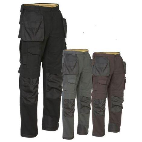 Pantalon TRADEMARK noir CATERPILLAR - plusieurs modèles disponibles