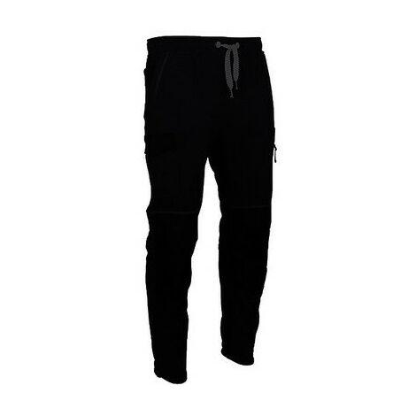 Pantalon travail molleton techno Gris et Noir LMA - plusieurs modèles disponibles