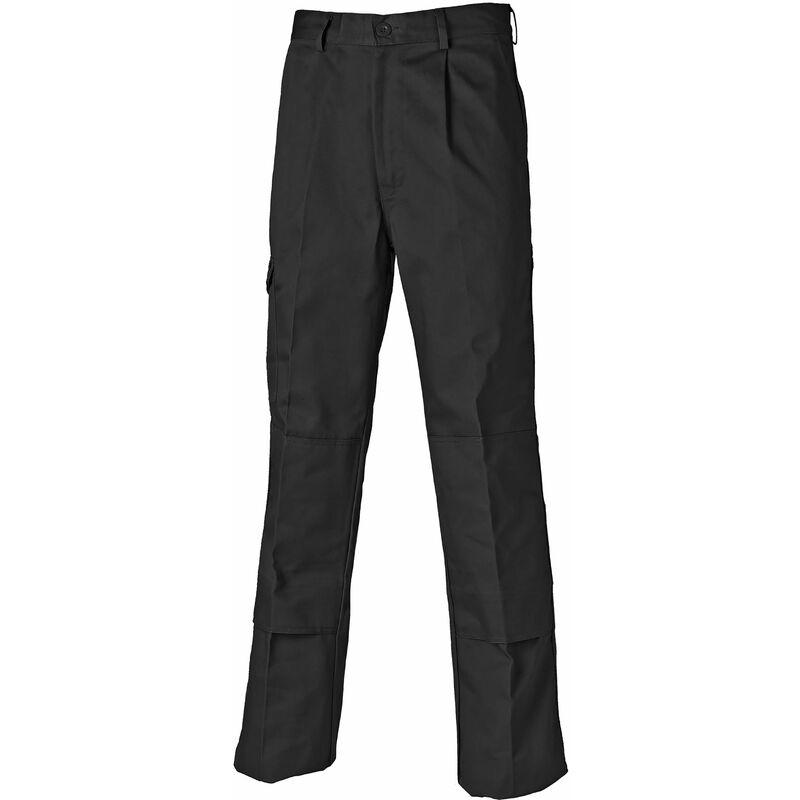 Dickies - PANTALON REDHAWK SUPER 40 FR (30 UK) Black - Black