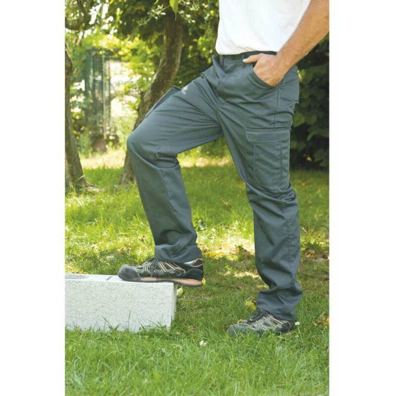 Pantalon treillis Taille 48 - Vert