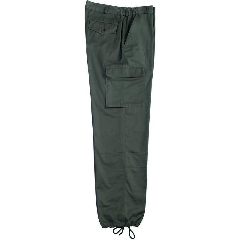 Pantalon De Treillis Kaki 48 - Kaki