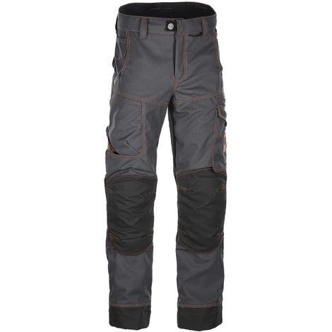 Pantalon Trident Graphite surpiqûres Camel BOSSEUR - T.42 - 11519-004