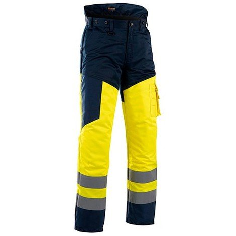 Pantalon tronçonneuse haute visibilité - Blaklader - 19201900