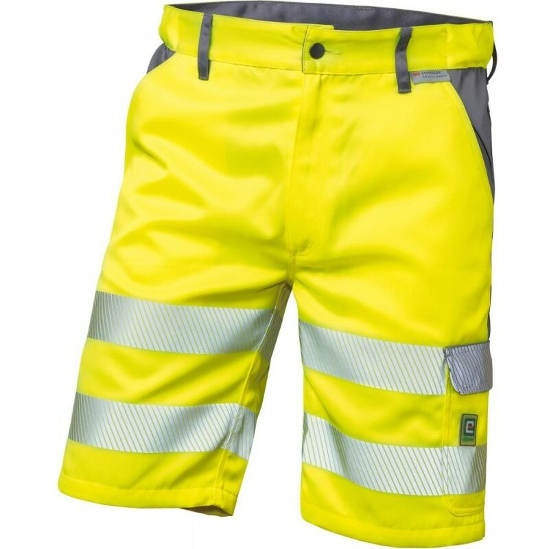 FP - Pantaloncini Size Corsica Hv 50, Giallo Hv