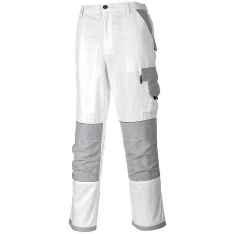 Pantalone bianco da imbianchino craft