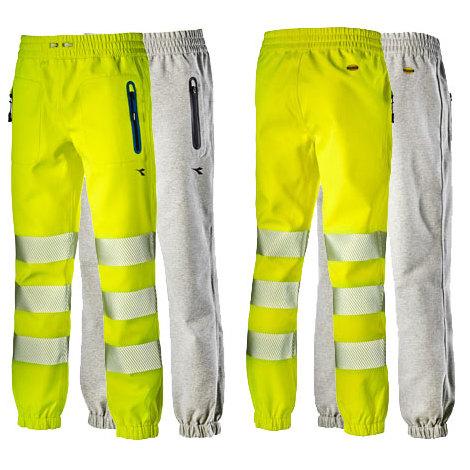 Sweat Pant Lavoro Pantalone Hv Da S Utility Diadora Giallo ITwBSHq