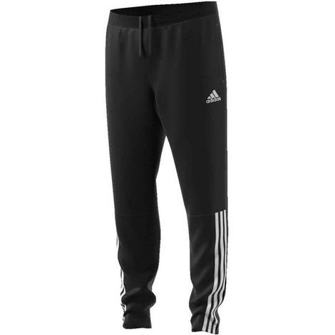 Adidas Originals Baggy TP W pantaloni nero bianco