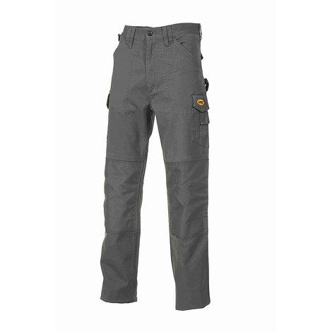 scarpe a buon mercato qualità autentica New York Pantalone lavoro Logica cotone grigio elasticizzato cargo ...