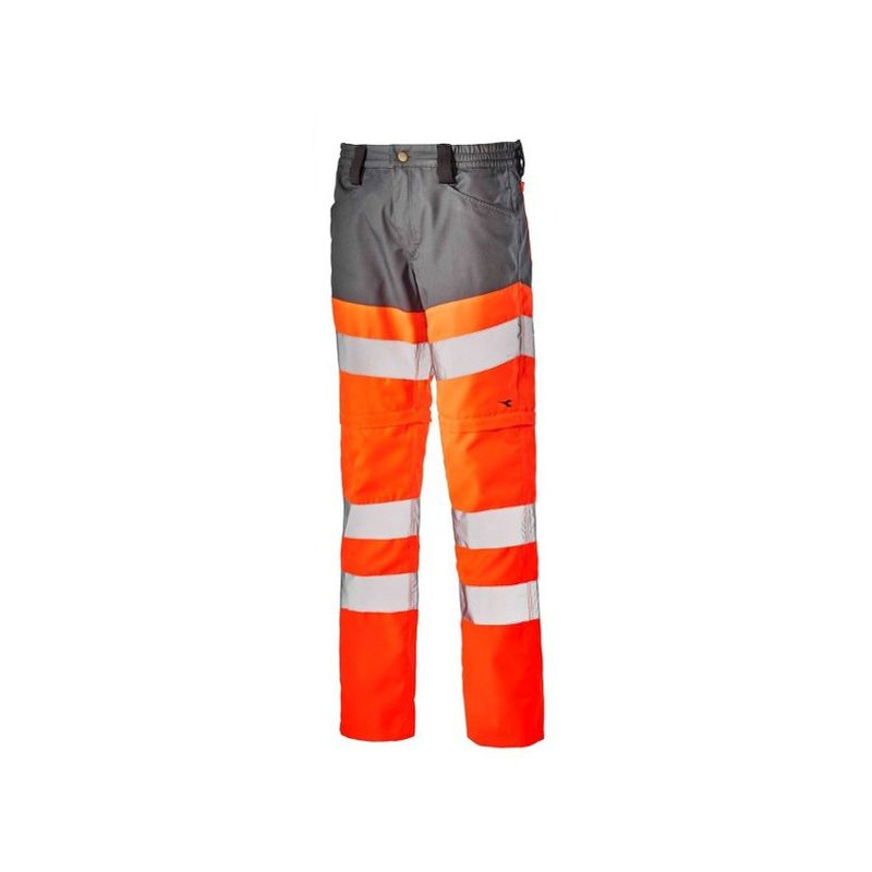 brillante nella lucentezza seleziona per ufficiale scegli il meglio Pantalone Pant HV 3/1 altavisibilità DIADORA UTILITY - Arancione ...