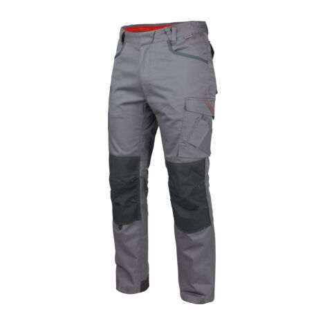 Pantalone Stretch X grigio