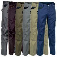 Pantaloni Cofra Drill multitasche tipo cargo