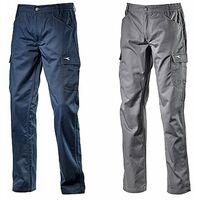 2907edeb1a8ac Pantaloni da lavoro Diadora Utility Pant Level Blu xl